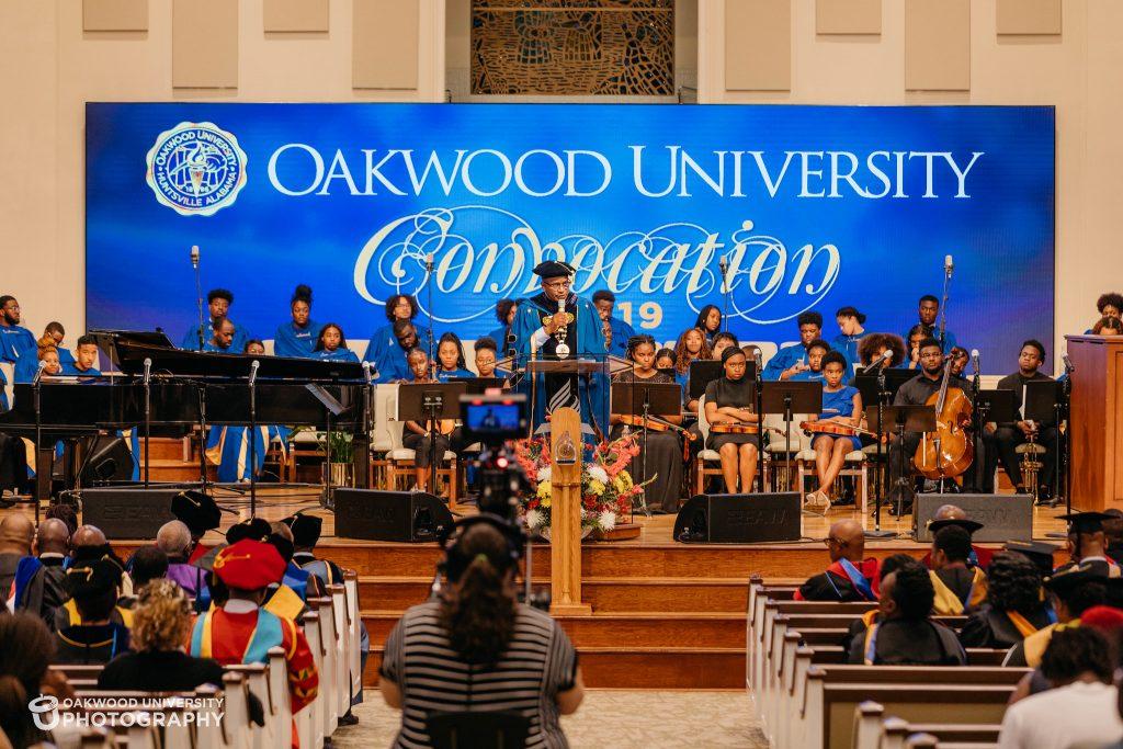 Oakwood University Convocation 2019